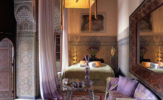 moroccan style decor in your home - home style