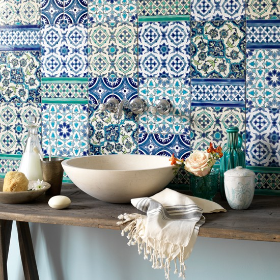 10 Bathroom Decorating Ideas For Moroccan Style Lovers