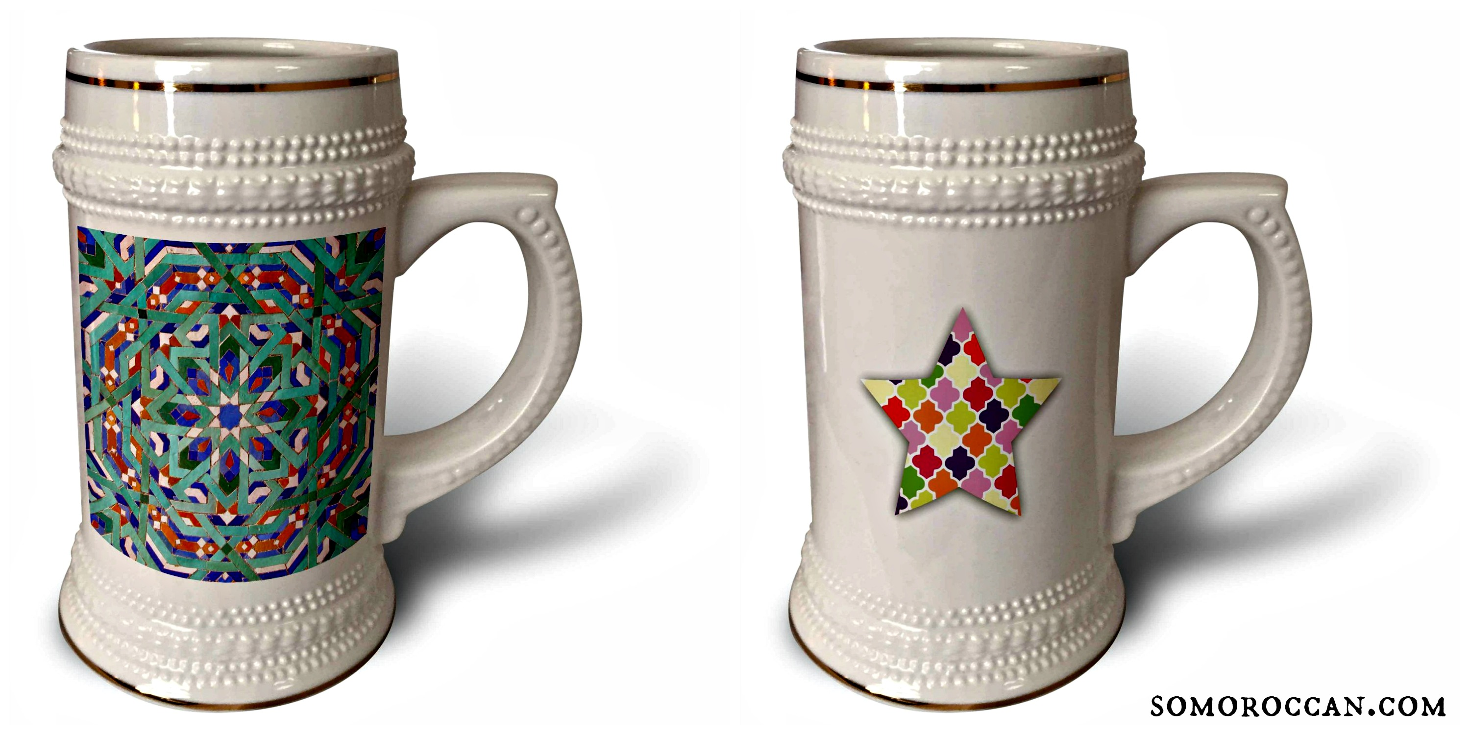 10 Moroccan Cool Coffee Mugs You 39 Ll Love To Have Somoroccan