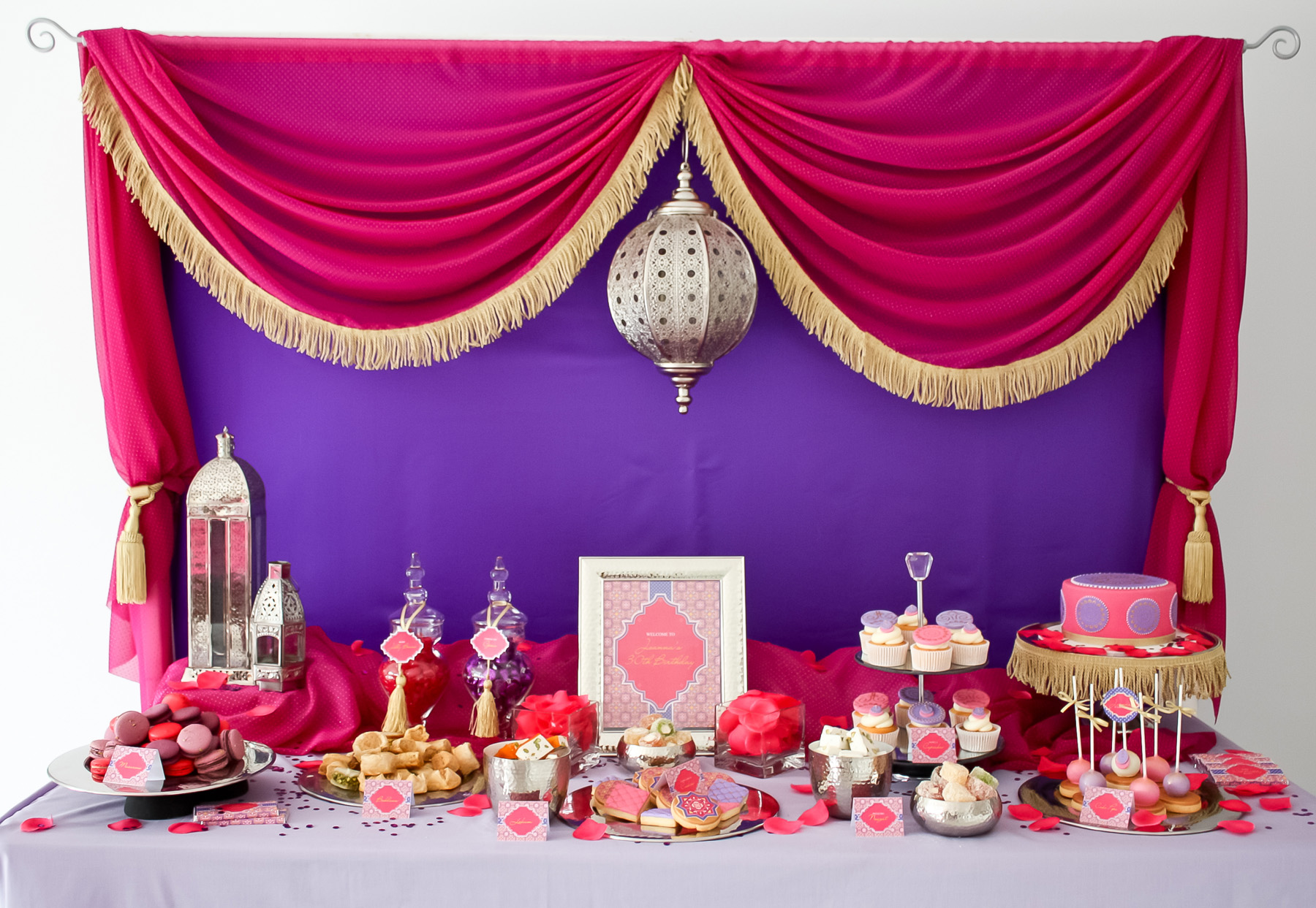 d6d470ac28b9 How to Throw a Moroccan Theme Party Like a Pro  Design Pictures ...